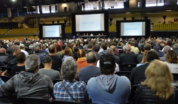 Les cols bleus de Montréal entérinent l'entente sur leur régime de retraite