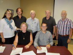 Nouvelle convention collective de cinq ans à la MRC des Chenaux