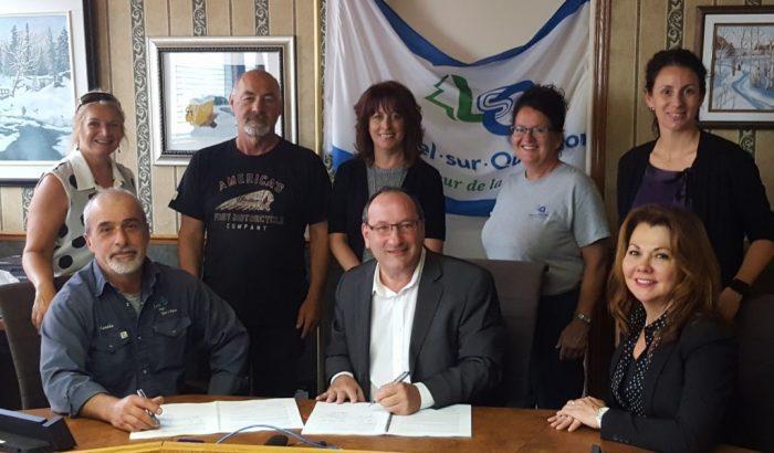 La communauté au cœur des négociationsUne nouvelle convention collective pour la Ville de Lebel-sur-Quévillon