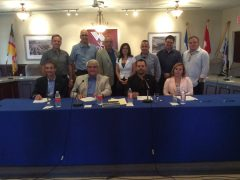 Renouvellement de la convention collective des cols bleus et cols blancs d'Alma