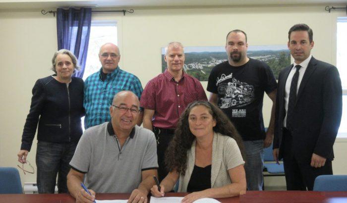 Première convention collective pour les employés municipaux de Saint-Michel-des-Saints