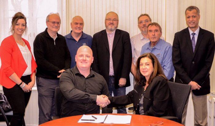Nouvelle convention collective pour les cols bleus de Sainte-Anne-de-Bellevue