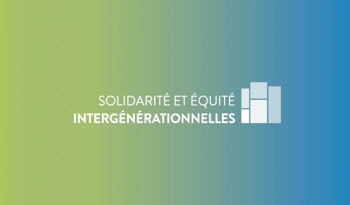 Conversation publique sur la solidarité et l'équité intergénérationnelles