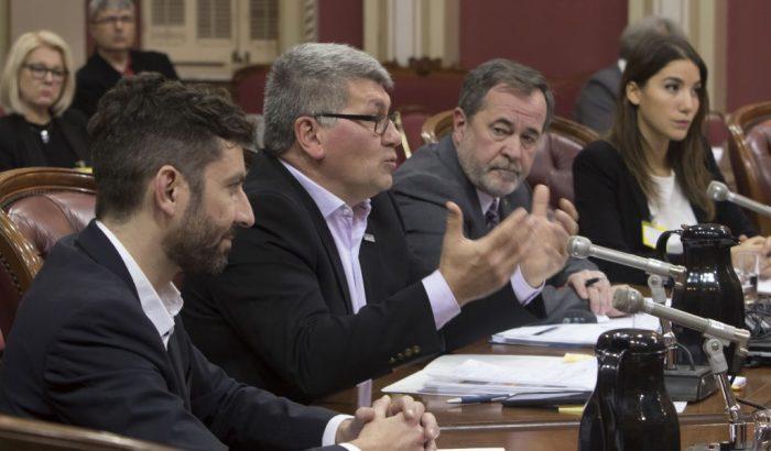 La FTQ et le SCFP se prononcent en commission parlementaire sur le projet de loi n°157 sur le cannabis