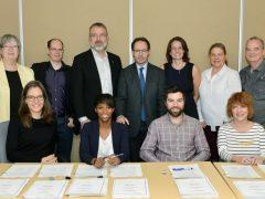 Nouvelles conventions collectives à l'INSPQ