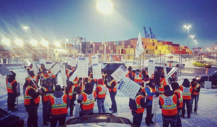 Relations de travail au Port de Montréal: deux règlements importants et un mauvais employeur