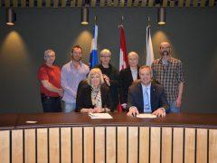 Les cols bleus de Dollard-des-Ormeaux signent leur nouvelle convention