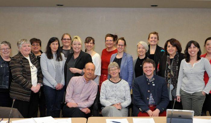 Équité salarialeUne délégation du Danemark et de la Suède en visite au Québec