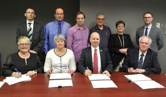 Nouvelle convention collective à la Société québécoise des infrastructures