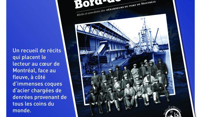Journée internationale des travailleuses et travailleursUn livre pour pénétrer le monde mystérieux des débardeurs du Port de Montréal