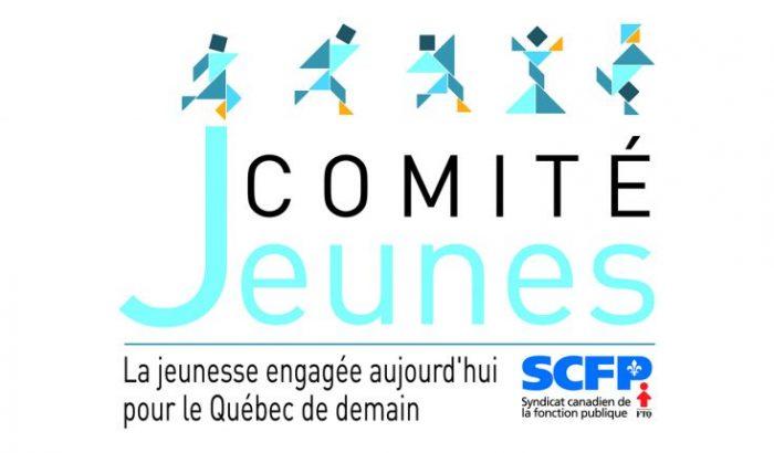 Les jeunes du SCFP Québec se refont une beauté!