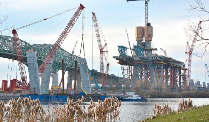 Le nouveau Pont Champlain  : sans surprise, le PPP est un échec