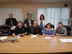 Une première convention collective pour le personnel de  l'Office Municipal d'Habitation de Lévis