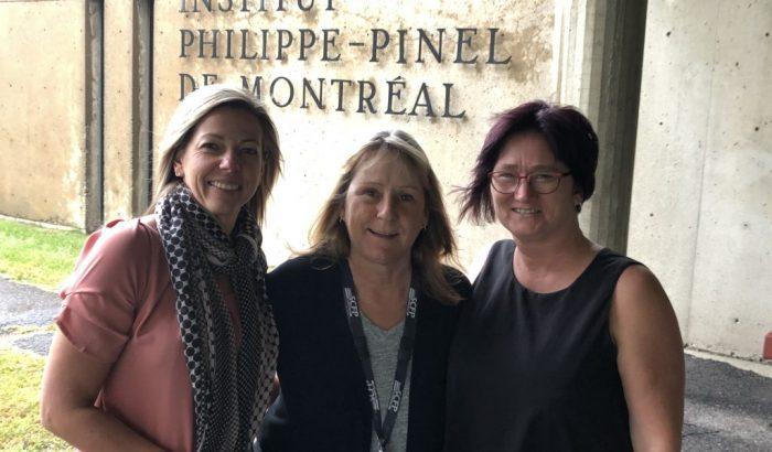 Victoire pour les commis surveillants d'unité de l'Institut Philippe-Pinel de Montréal