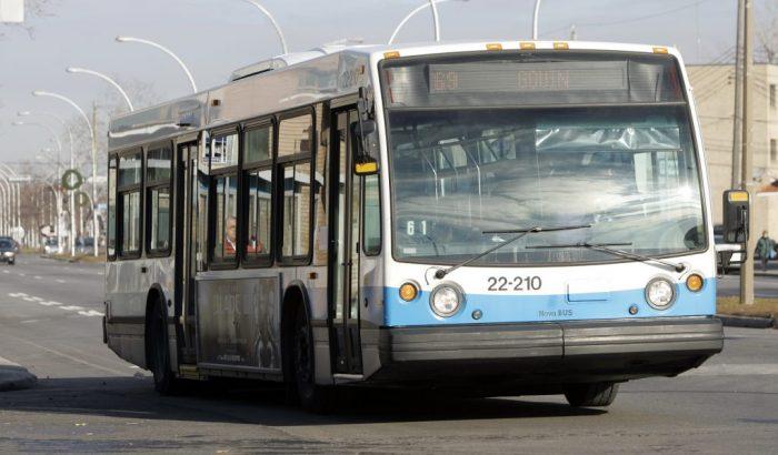 Entente de principe à la Société de transport de Montréal