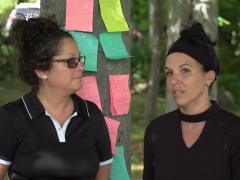 Des employés du CIUSSS de l'Estrie prennent la parole dans une vidéo choc