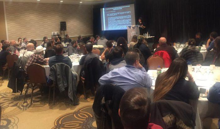 « Place aux jeunes! » : salle comble à la Journée de consultation jeunesse du SCFP-Québec.