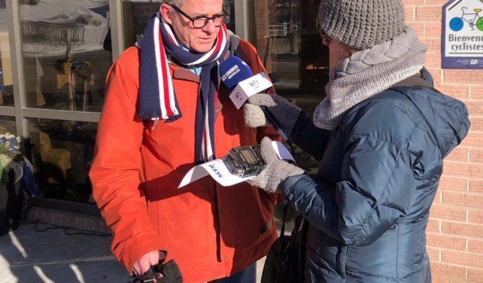 Le Syndicat des débardeurs de Montréal s'invite à la retraite fermée des ministres fédéraux pour dénoncer le député libéral Nicola Di Iorio soupçonné de conflit d'intérêts et de lobbying inapproprié
