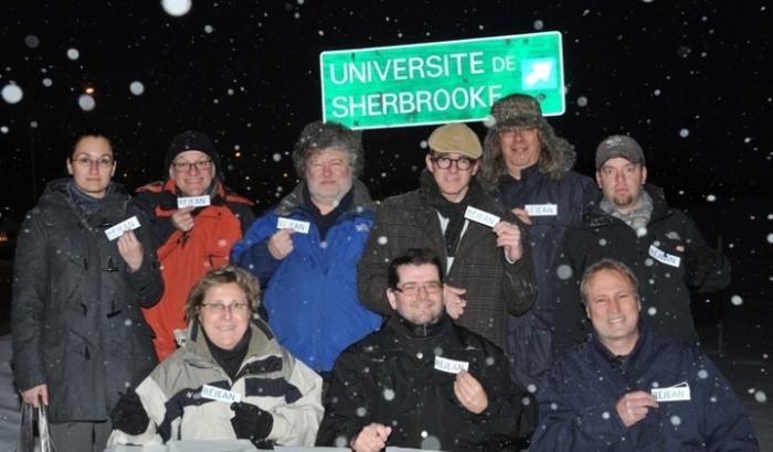 Université de SherbrookeLe SEESUS signe