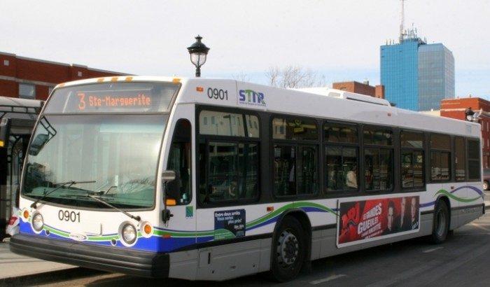 Grève dans le transport public à Trois-Rivières le 27 octobre prochain