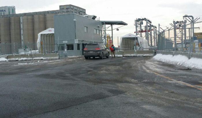 Viterra: 51 travailleurs en lock-out au Port de Montréal