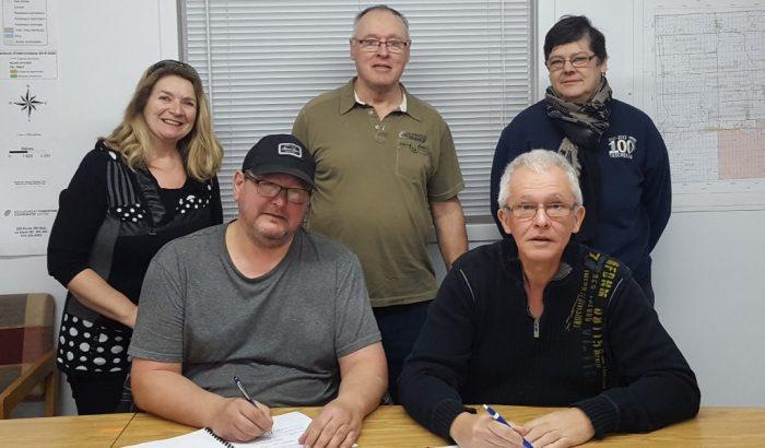 Abitibi-TémiscamingueNouveau contrat de travail à la municipalité de Taschereau