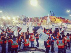 Les employés en lock-out de Viterra disent non à l'offre finale de l'employeur