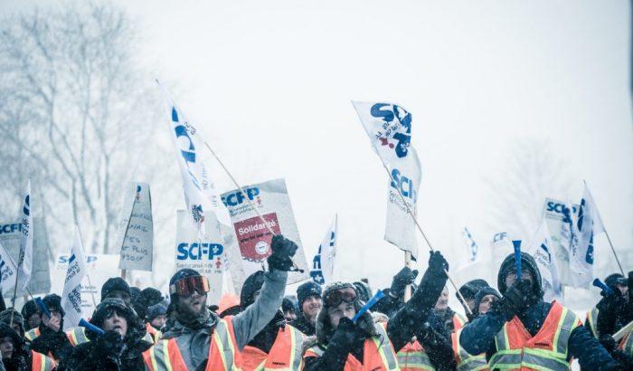 Port de Montréal: Fin de lock-out chez Viterra