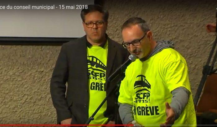 Ouverture des élus pour régler la convention collective à la Société de transport de Trois-Rivières