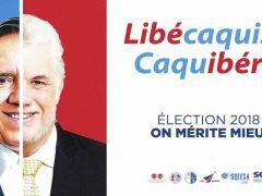 <span class=&#039;surtitre&#039;>On mérite mieux!</span><br/>La coalition poursuit sa campagne de sensibilisation: le chef de la CAQ ciblé